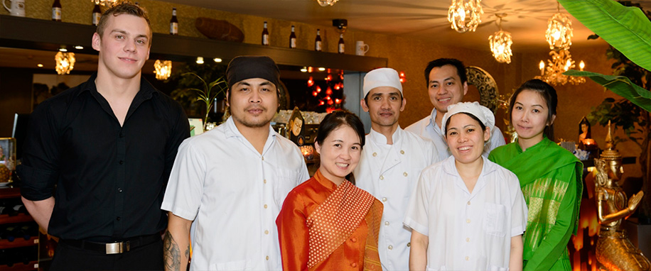 Genting Thai Restaurant Staff