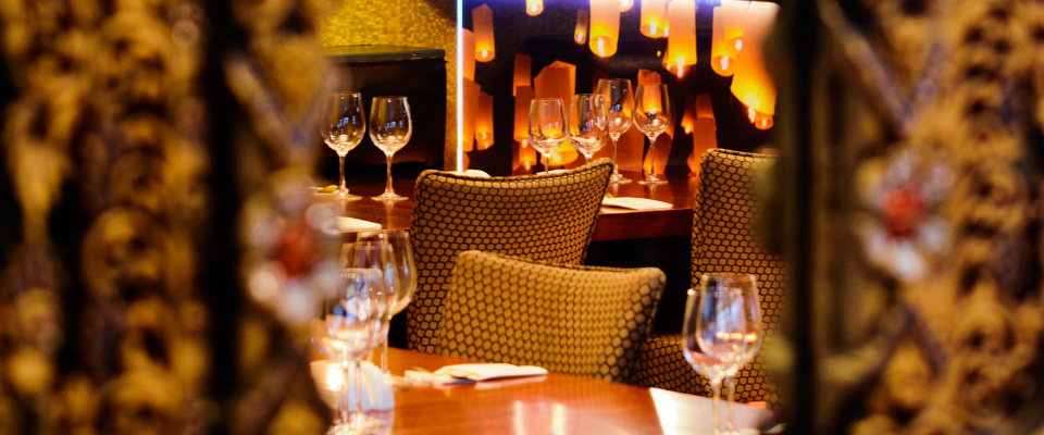 Relaxed Dining Experience