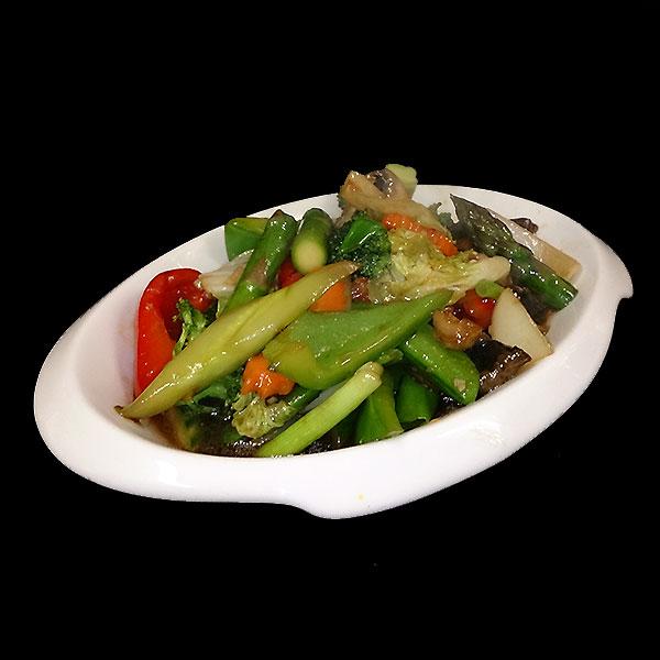 79. Stir Fried Mixed Vegetables