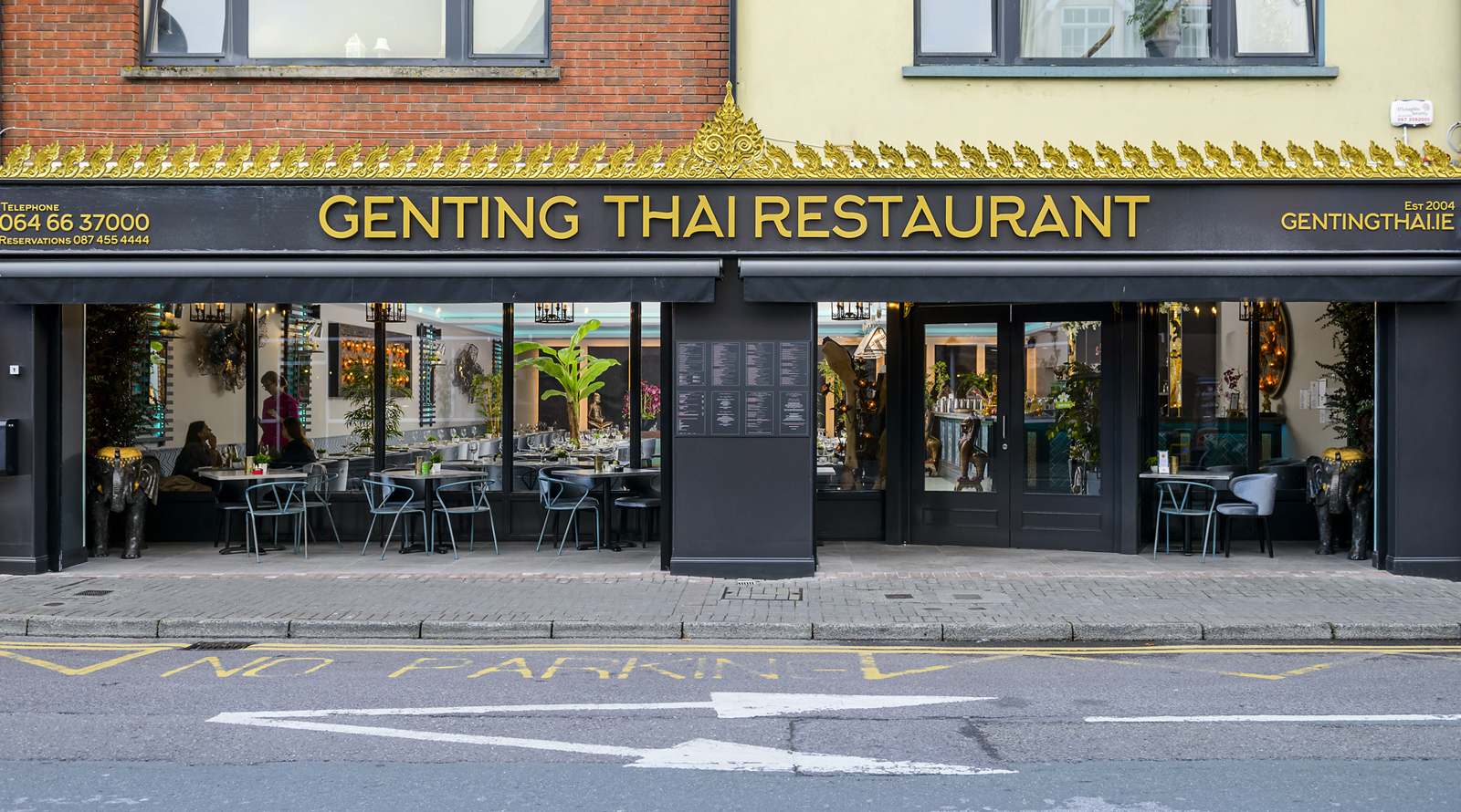 Genting Thai Restaurant Killarney Ireland